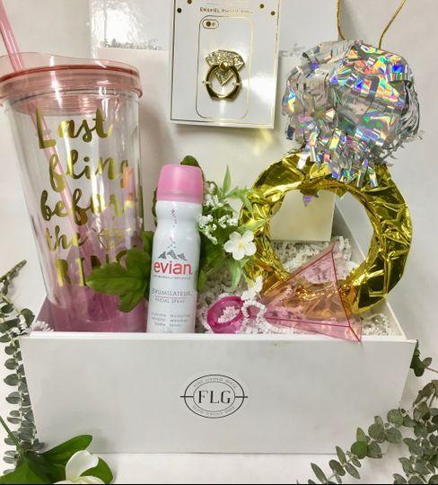 Bachelorette Gift Set