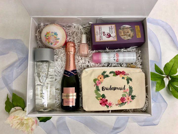 Bridesmaids Gift Set