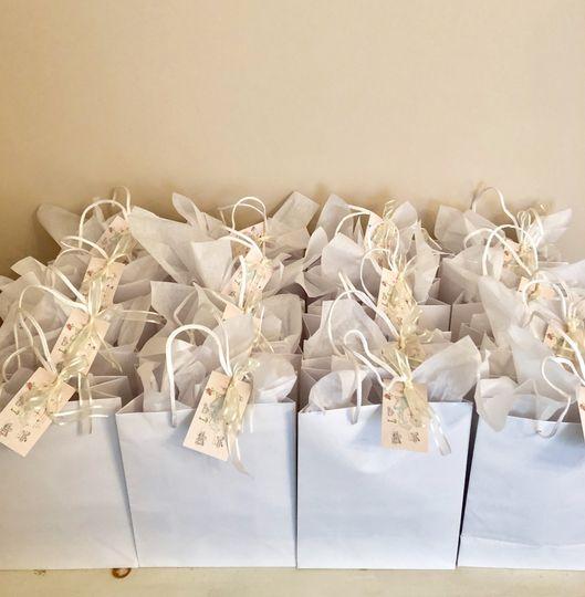 Bridal Shower Goody Bags