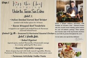 Kiss the Chef Catering, LLC