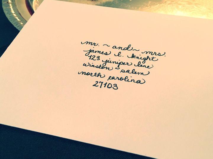 Tmx 1453925546012 Img4112 Winston Salem wedding invitation