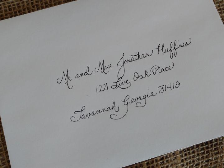 Tmx 1457470104235 Img20160228091700058 Winston Salem wedding invitation