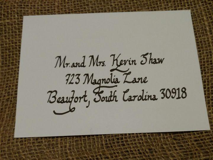 Tmx 1463102926866 Img20160408213516980 Winston Salem wedding invitation
