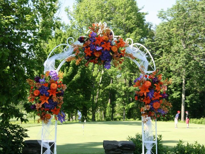Tmx 1351188748461 IMG3357 Shrewsbury, Massachusetts wedding florist