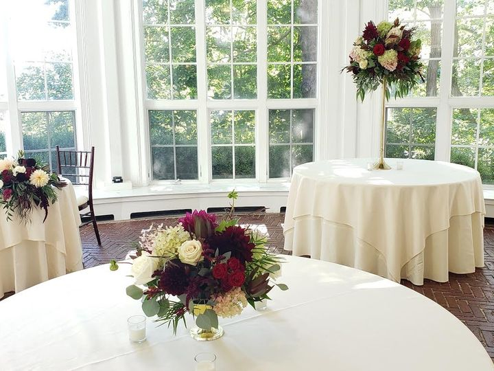 Tmx Thetrainors Centerpieces 51 36749 157747904984977 Shrewsbury, Massachusetts wedding florist