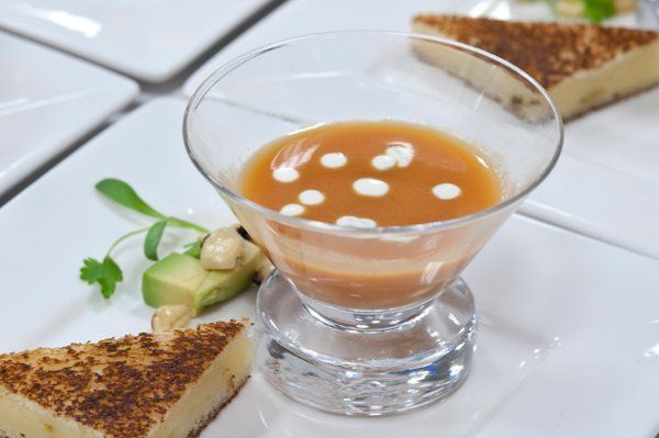 IndividualSoupGrilledCheese