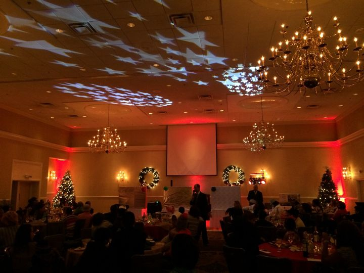 2014 Crowne Plaza Hotel Associate's Christmas Party