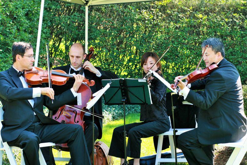 quartet outdoor