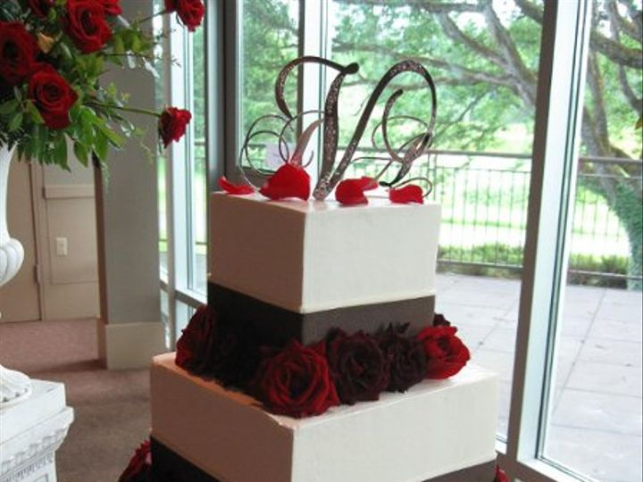 Tmx 1234334912390 IMG 1736 Seattle wedding cake