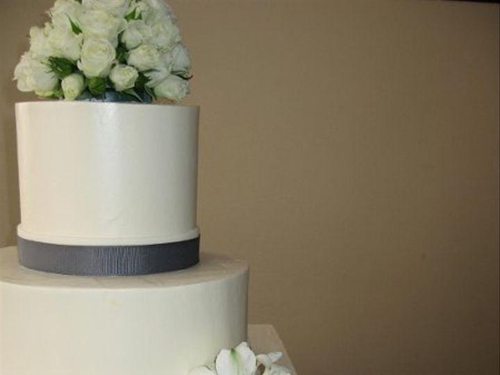 Tmx 1234334983359 IMG 1893 Seattle wedding cake
