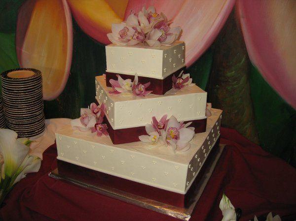 Tmx 1234335517062 IMG 1916 Seattle wedding cake