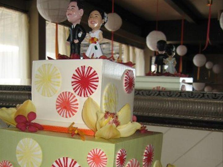 Tmx 1234335649500 IMG 2309 Seattle wedding cake
