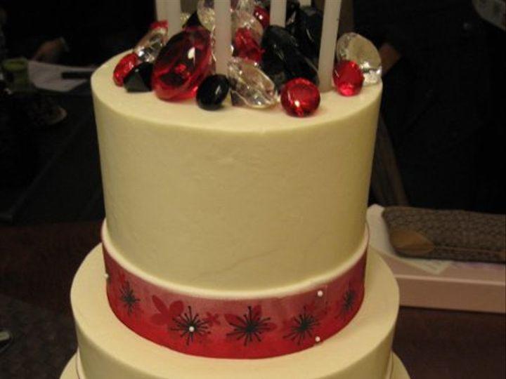 Tmx 1234337113843 IMG 3211 Seattle wedding cake