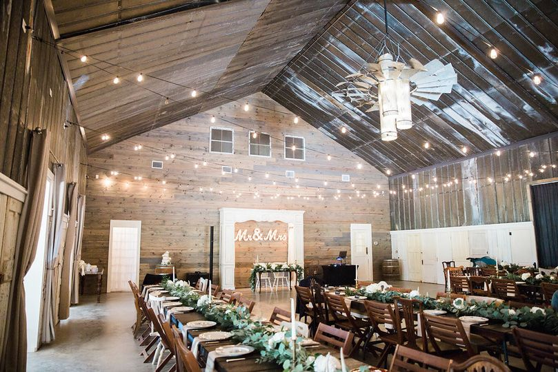 Vintage Oaks Ranch Wedding And Event Venue Venue Axtell Tx Weddingwire