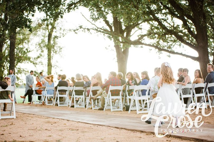 Flowergirl at Ceremony | LCP