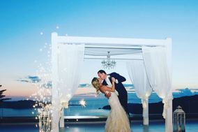 GOLD-WEDDINGS SANTORINI