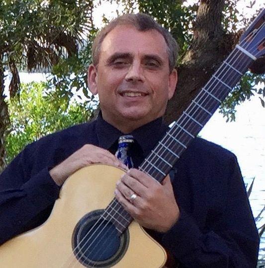 Peter Simms - Wedding Guitarist