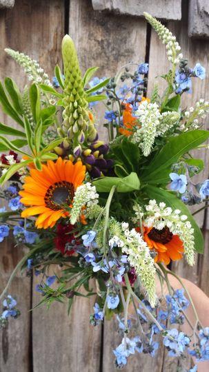 Calypso floral arrangements