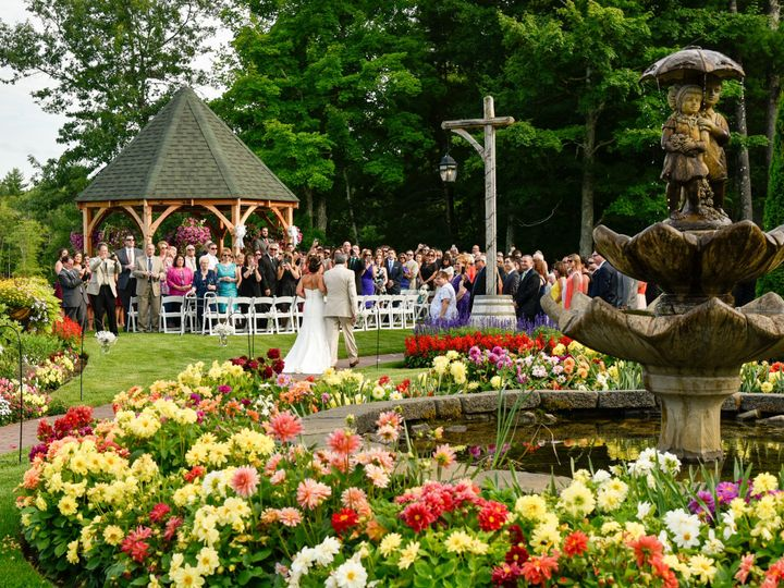 Tmx 1501097747284 W0674dascoli372 Ceremony Walk To Gazebo Sandown, NH wedding venue