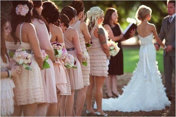 bridesmaids dresses pictures 2