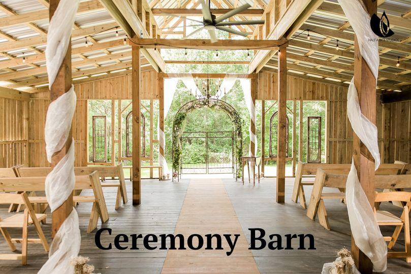 The barn at Grand Hall