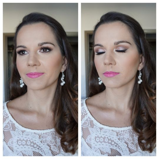 Lindsay Ann Makeup Wedding