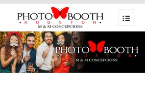 Photo Booth Houston M & M Concepcions