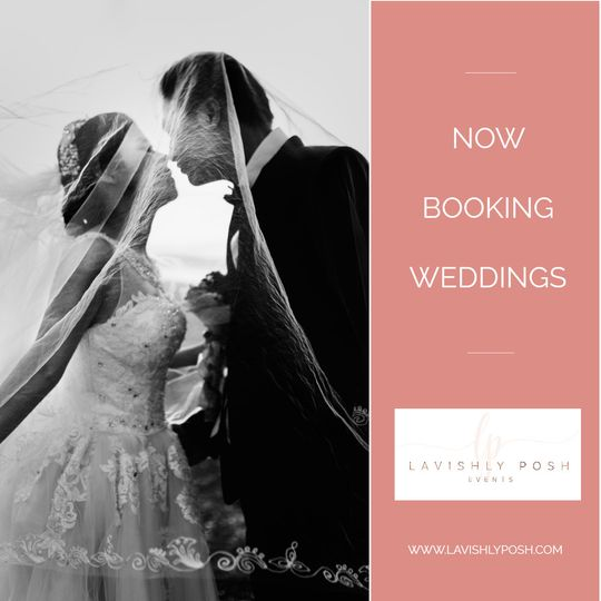 booking weddings