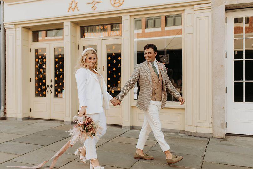 Micro wedding 2020