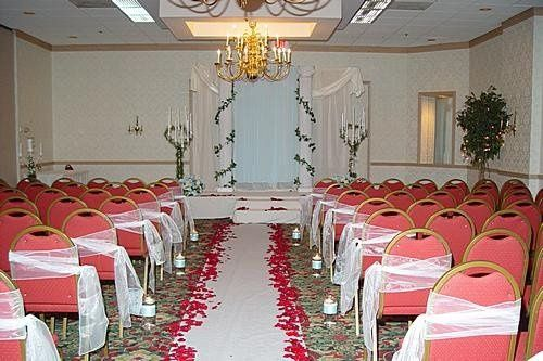 The couple was married at the Regency Hotel on 07/07/07