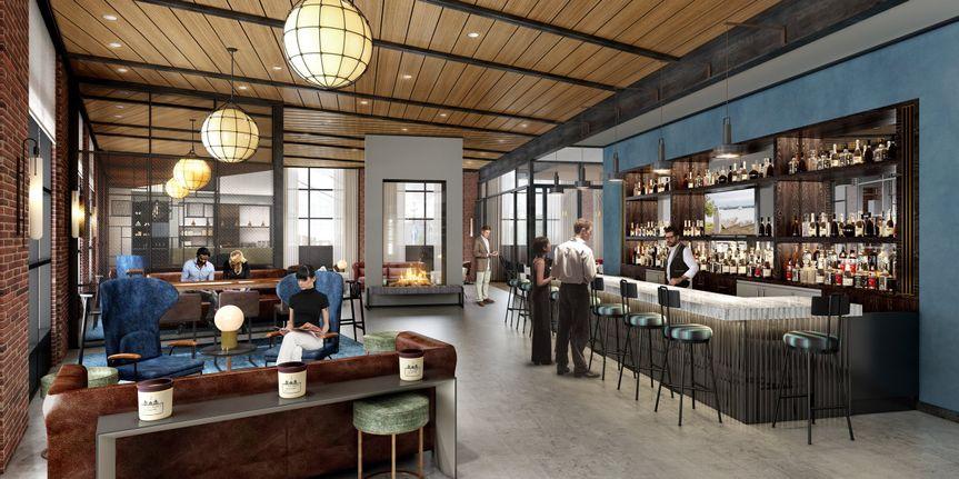 Salt Yard Bar & Lounge
