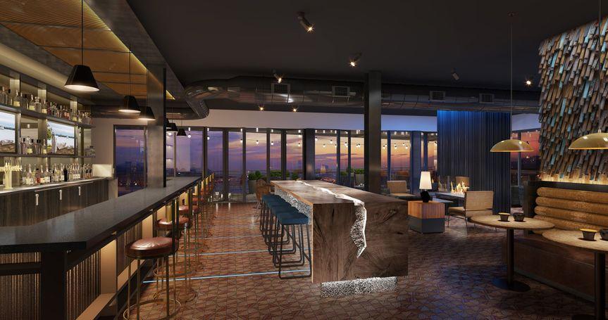 Luna Rooftop Bar