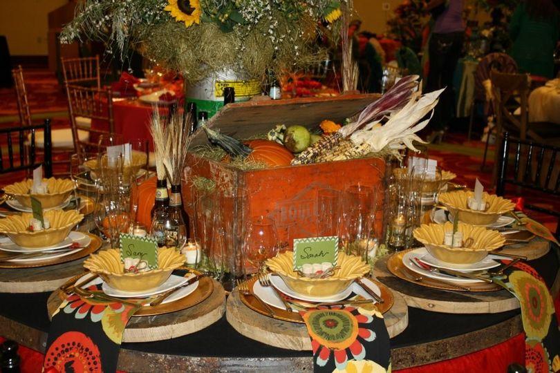 pwg table