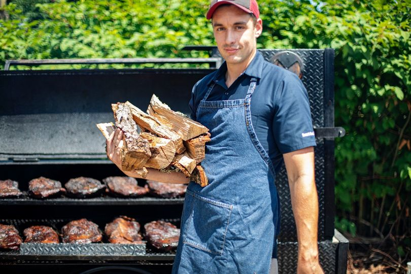 Wood-fired fine foods