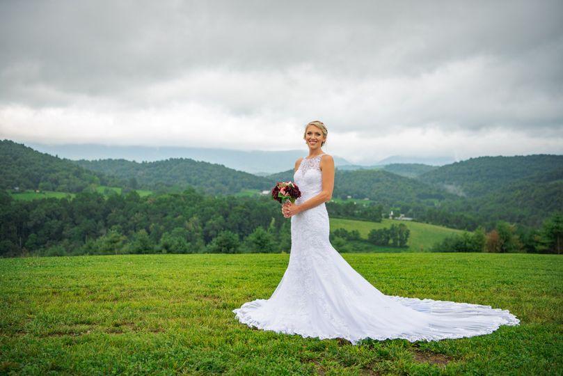 Bridal photosohoot