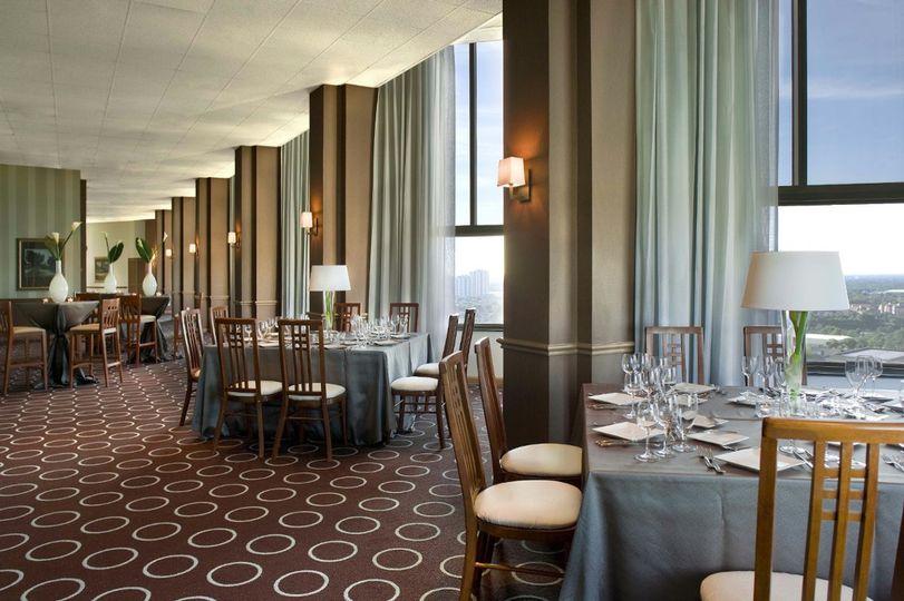 20Seven Dinner Reception