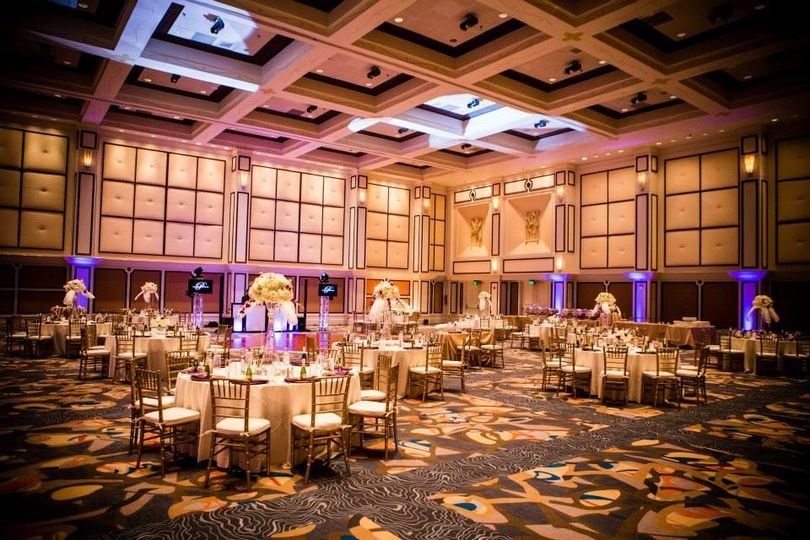 Citron Ballroom is a 16,530 square foot ballroom with three divisible sections. Citron has...