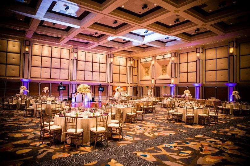 Hilton Orlando BUENA VISTA PALACE, Citron Ballroom
