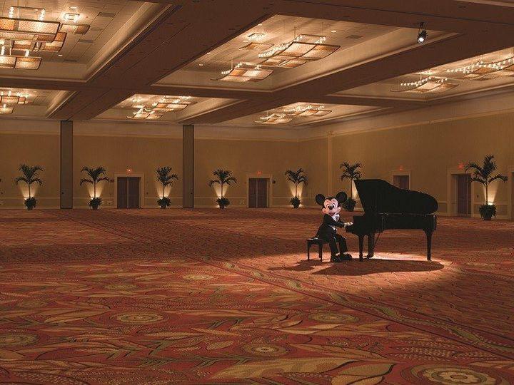 Tmx 1512584456801 Mickey Mouse In Ballroom Orlando, FL wedding venue