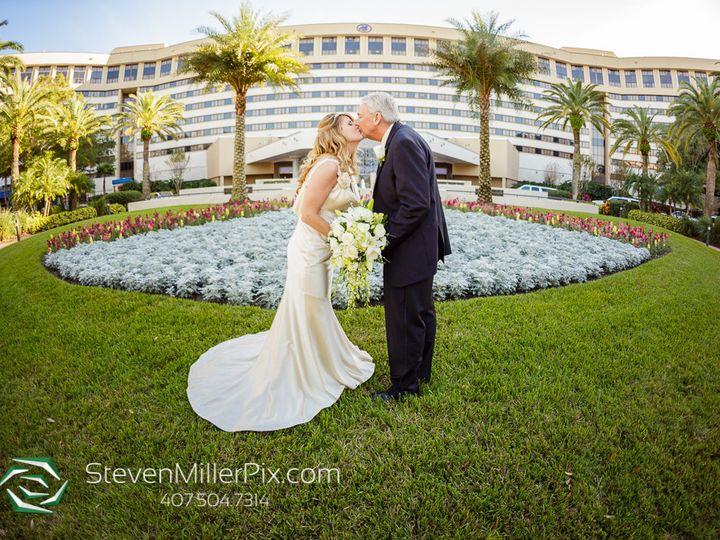 Tmx 1513780118905 Hilton Lbv Couple Kissing Outside Orlando, FL wedding venue