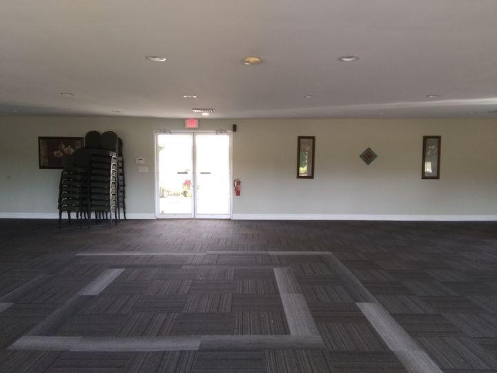 Fairway Room event space