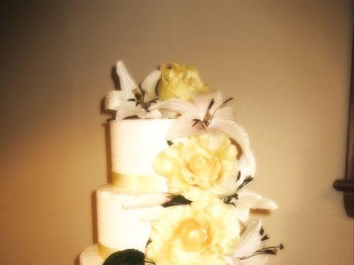 Tmx 1266364900522 Goldroses Indianapolis wedding cake