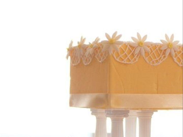 Tmx 1268929515178 Yellowedit2 Indianapolis wedding cake