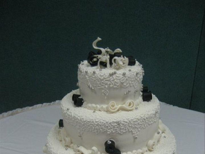 Tmx 1287628895138 IMG8576 Indianapolis wedding cake