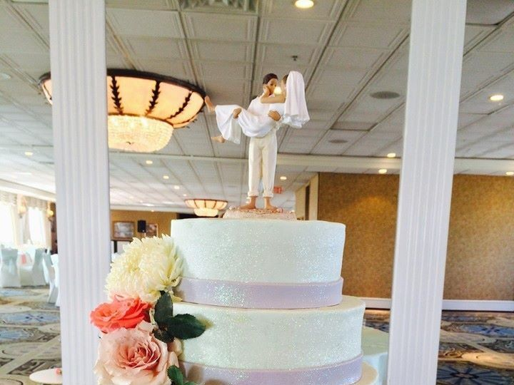Tmx 1478621271470 111505407951702338942684072867096031386429n Egg Harbor City, New Jersey wedding cake