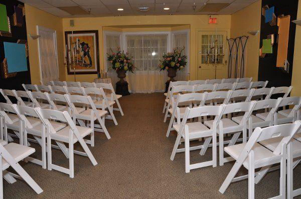 On-site Wedding Ceremony
