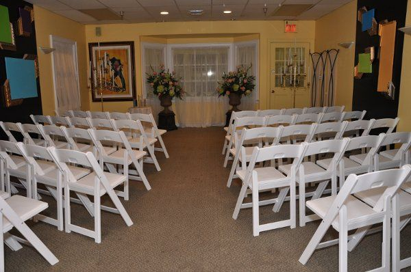 Tmx 1285255509833 RoomSetupforWeddingCeremony Virginia Beach wedding catering