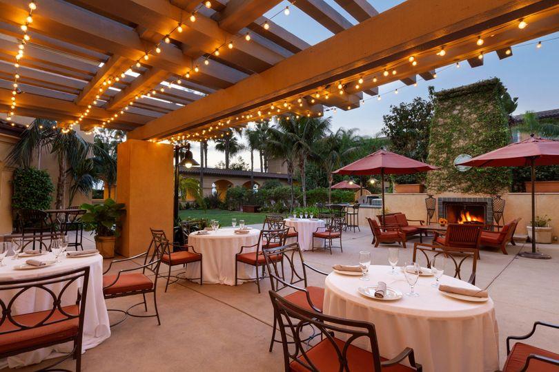 Hilton Garden Inn Carlsbad Beach Venue Carlsbad CA WeddingWire