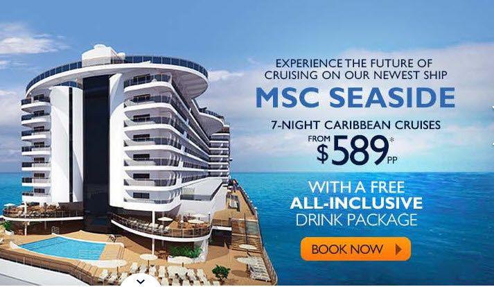 Tmx 1455853974641 Msc Seaside Anthony, FL wedding travel