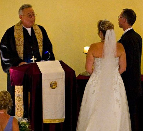 St. Louis Premier Wedding Officiates at the 9th Street Abbey